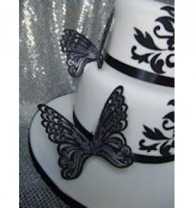 Fantasy Lace Butterflies