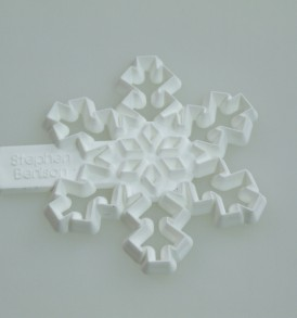 Snowlfake cutter
