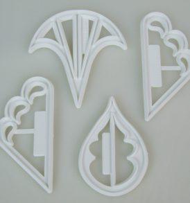Feature design cutters